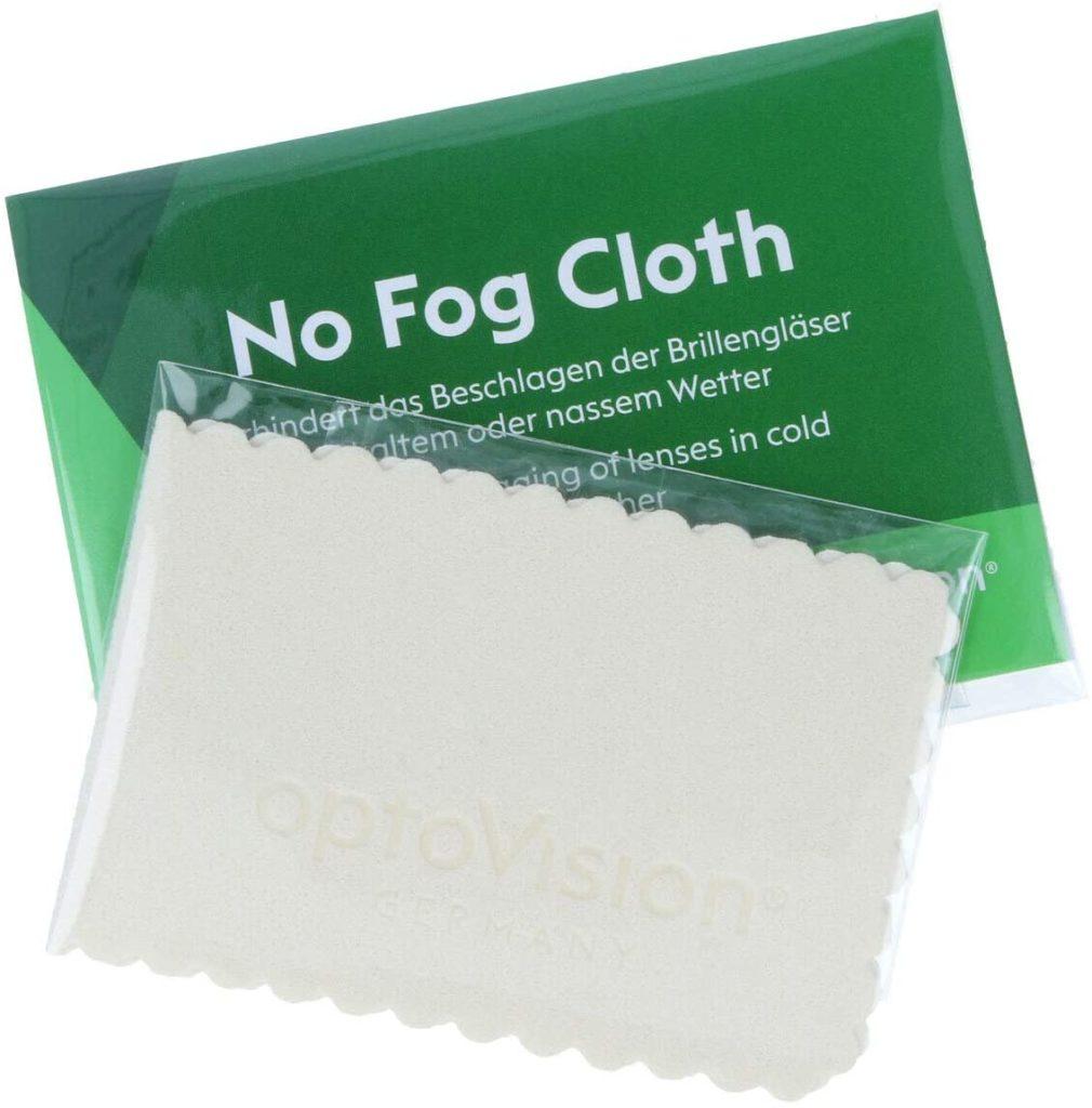 No Fog Cloth